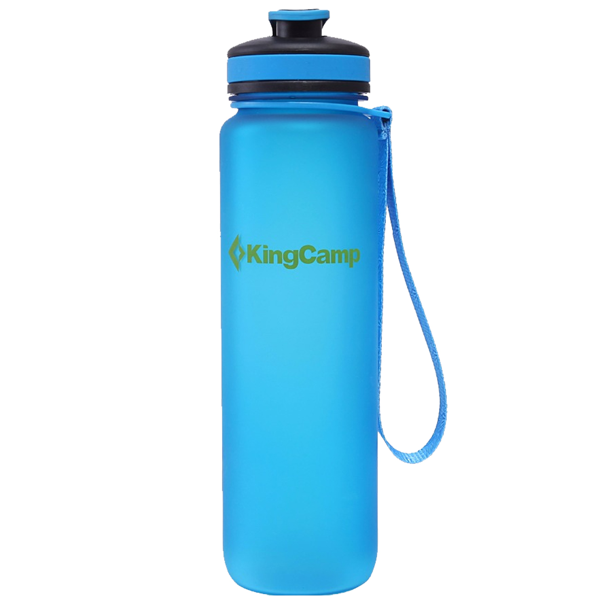 KingCamp 1000ML TRITAN Botella de Agua Boca Ancha Anti Fuga Libre BPA Tap/ón a Prueba de Goteo de 1000 ml de Capacidad Botella de Agua con Cierre para Deportes Ciclismo Camping Gimnasio